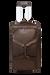 Lipault Pliable Sac de voyage à roulettes 68cm Chocolat
