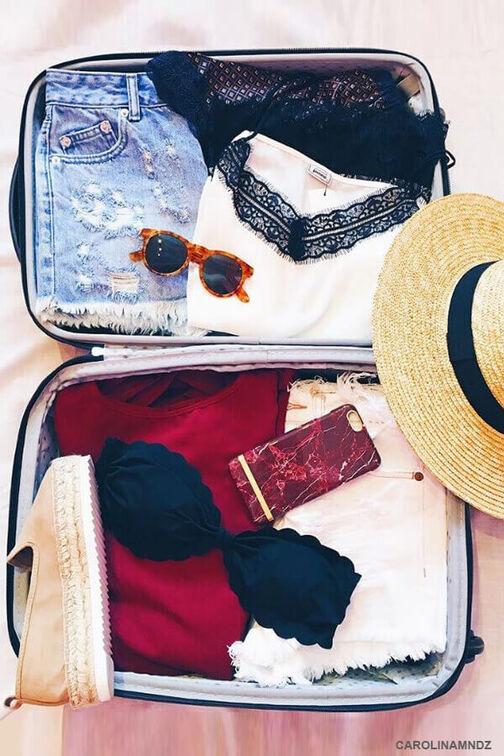 Hoe inpakken voor uw vakantie