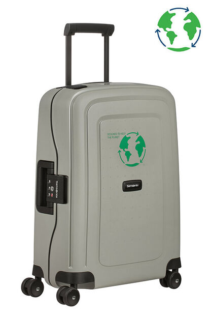 S'Cure Eco Earth Valise 4 roues 55cm