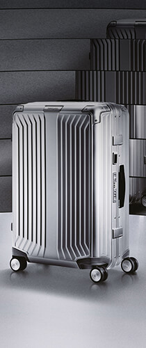 Aluminium Koffers - ONTDEK - Rolling Luggage