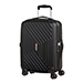 American Tourister Air Force 1 Spinner (4 wielen) 55cm Galaxy Black
